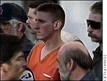 Defense attorneys for Timothy McVeigh say he is considering his options after newly found FBI documents led to his execution being postponed