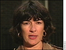 CNN Chief International Correspondent Christiane Amanpour