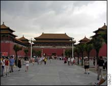Beijing's Forbidden City, once home to China's imperial dynasties