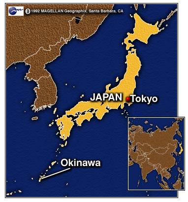 Cnnfyi us military at center of okinawa fight may 14 2001 tokyo japan the city of okinawa japan served as the staging area for a heated diplomatic standoff last month between two of the worlds largest powers gumiabroncs Images