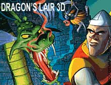 Dragon's Lair 3D has a damsel-in-distress storyline.
