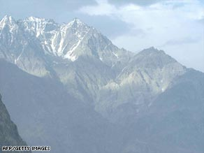 Pakistan's K2 is the second highest peak in the world.