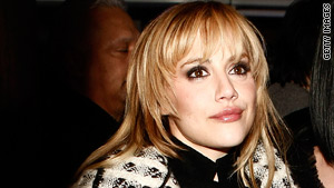did brittany murphy play in 8 mile
