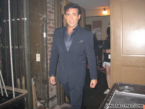Backstage with il divo the marquee blog cnn blogs backstage with il divo m4hsunfo