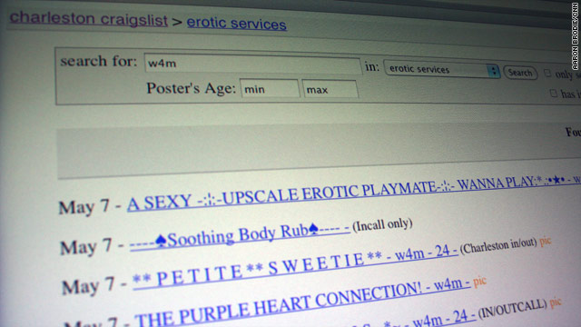 Sexy girls on craigslist