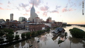 Radio fundraisers, star-studded benefits taking place for Nashville flood victims