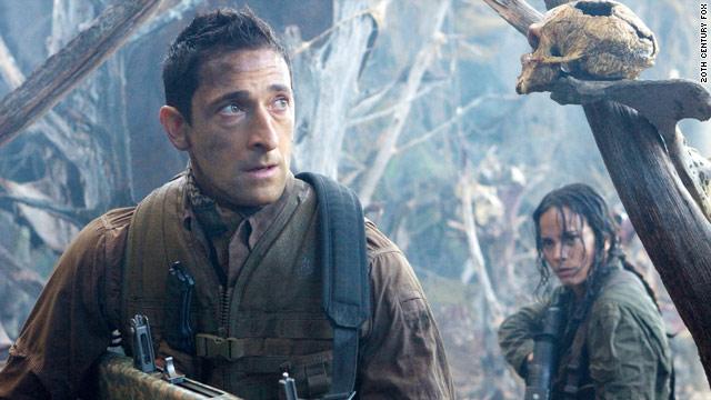 Adrien Brody brings 'f... Adrien Brody Movies List All
