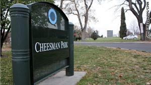 Unearthing Denver park's creepy history - CNN.com