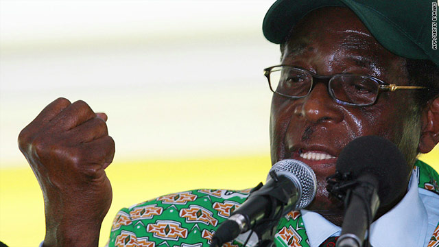 "robert mugabes oppressive rule that destroyed zimbabwe Robert mugabe's former right-hand in a historic moment that brought his 37 years of oppressive rule to an end ""the generality of zimbabwe."