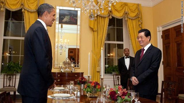 Chinese president to attend state dinner, hold talks with Obama