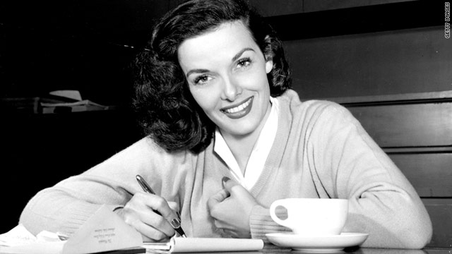 Screen legend Jane Russell dead at 89 - CNN.com Gi Jane Body