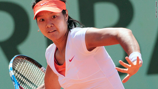China watches as Li Na bids for tennis history in Paris