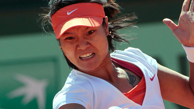 Li Na China S Tennis Rebel Is People S Idol Cnn Com