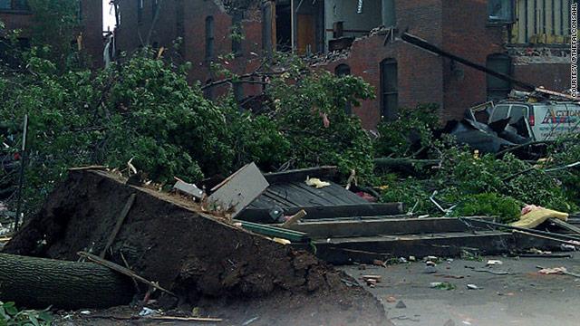 Massachusetts Tornadoes Kill At Least 4 Cnn Com