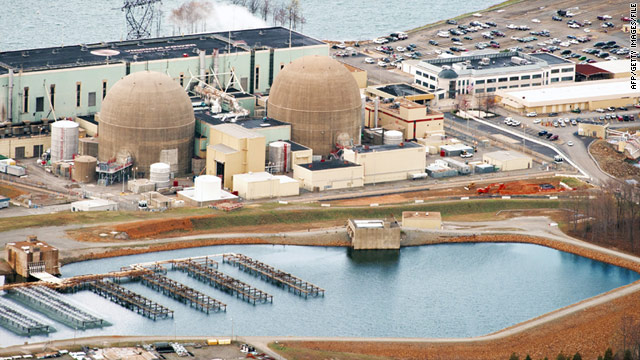 Virginia nuclear plant shut down by quake for Domon power release