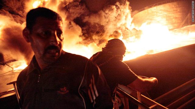 Los rebeldes libios aseguran haber tomado el aeropuerto de Misrata
