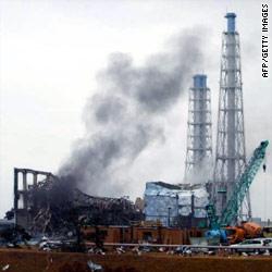 Japan's Fukushima Daiichi nuclear plant