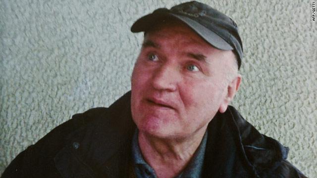 Un juez da luz verde a la extradición de Ratko Mladic a La Haya