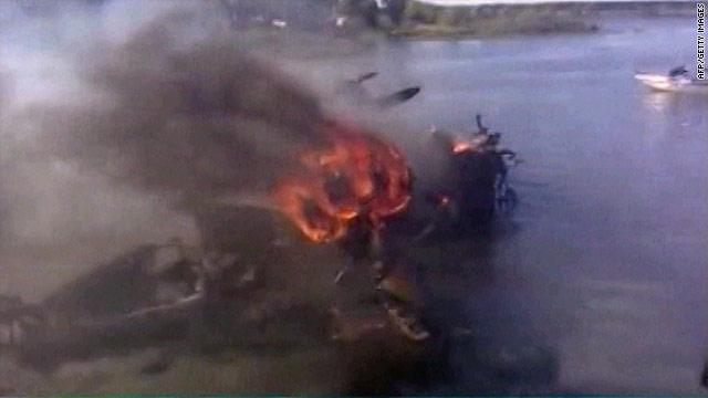 36 muertos al estrellarse un avión en Rusia, informan agencias