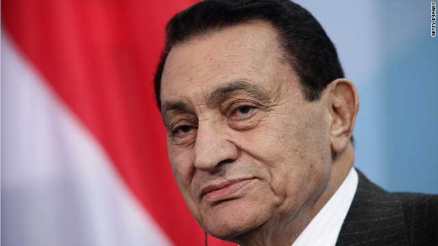 Mubarak may face execution, official says