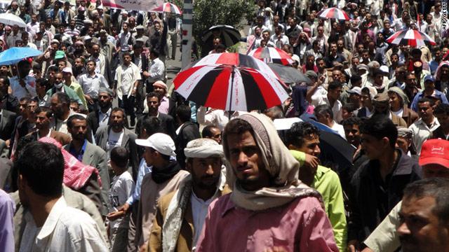 Más de 50 muertos en enfrentamientos en Yemen