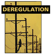 a deregulation of the electrical industry With the electric utilities act of 1995, alberta became the first and only province to tackle electricity deregulation at both the wholesale and resale levels 29 the act established a competitive market for electricity generation and leveled the playing field for all generators.