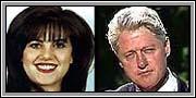 Lewinsky | Clinton