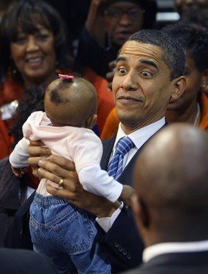 obama sooo funny