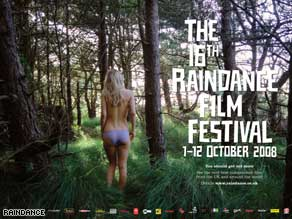 Raindance Film Festival starts today