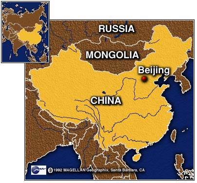 Cnn In Depth Specials Visions Of China Asian Superpower China - China-and-us-map