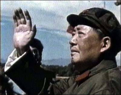 Into the hands of MAO ZEDONG - architect of modern China! Link.mao.wtn
