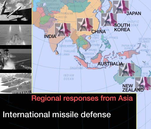 CNN com Missile defense shield: Asian perspective