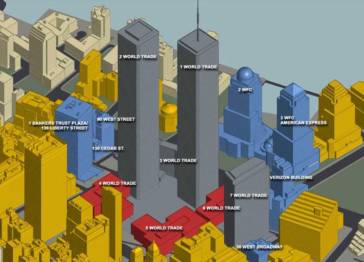 Map Of New York 2001.Cnn Com In Depth Specials