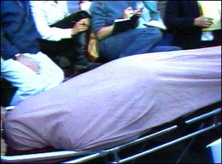 John Belushi Death Photos