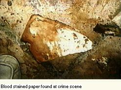 CNN O.J. Simpson Trial News: Blood   248 x 185 jpeg 39kB
