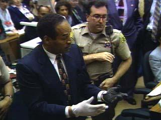 CNN O.J. Simpson Trial News: Gloves | 320 x 240 jpeg 15kB