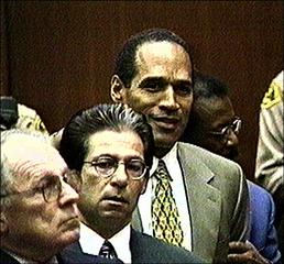 CNN - Sobbing, elation at Simpson verdict - Oct. 3, 1995
