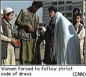 who are the taliban of oct  they decree amputations and executions for criminals and impose severe restrictions on women they also have banned television which they see as a symbol