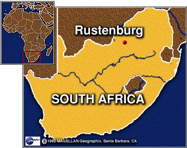 Rustenburg single guys