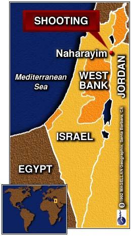 Cnn Israelis Mourn Slain Schoolgirls Mar 14 1997