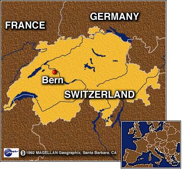 Its First Detailed Reply To A Critical U S Report Switzerland Thursday Denied That Its Business Deals With Nazi Germany Prolonged World War Ii And Said
