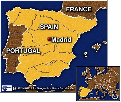 Top 10 Travel Attractions Madrid Spain Tennis Planetme