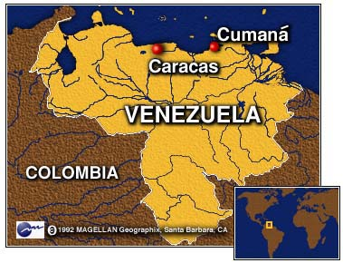 CNN Search for Venezuela quake survivors presses on July 11 1997