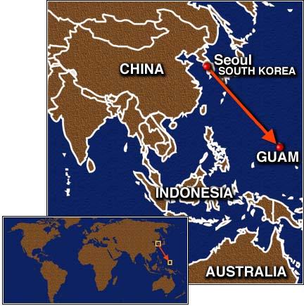 Guam location