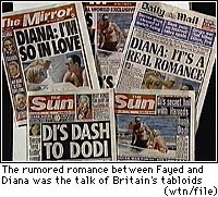 CNN Princess Diana dead after