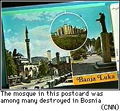 ethnic cleansing from a struggle of power in bosnia Yugoslavia was a mix of ethnic groups and religions, with orthodox christianity,   were expelled from its territory in a violent campaign of ethnic cleansing  with  a peace deal which envisaged a political agreement on power-sharing, the.