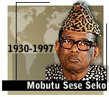 Image result for the death of mobutu sese seko died
