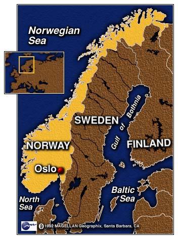 Oslo timezone gmt