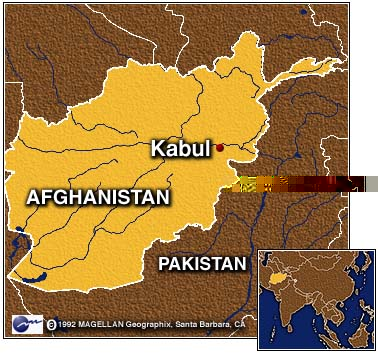 World Map Of Kabul Afghanistan. KABUL  Afghanistan CNN A European Union commissioner and 18 other people including correspondent Christiane Amanpour were arrested by the Taliban briefly detains EU others Sept