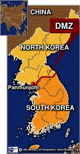 CNN - North Korea to return abducted South Korean farmers, U.N. says Korean Dmz Map on aleutian chain map, pankisi gorge map, bridge of no return, ohio renaissance festival map, camp greaves map, south korea map, aftermath of the korean war, korean border, camp bonifas, buffer zone, division of korea, korean demilitarized zone, north china map, neutral nations supervisory commission, baltimore metro area map, korean wall, canadian maritimes map, saint lawrence seaway map, northern limit line, korean reunification, military demarcation line, mona passage map, camp pelham korea map, north korea map, korean peninsula, joint security area, south polar map, axe murder incident, pine ridge indian reservation map, vietnam border map, third tunnel of aggression, army bases in korea map, kij�ng-dong,